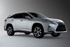 Lexus RX L - przegląd cennika