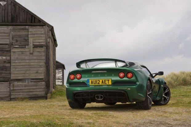 Lotus Exige S to ostre auto, nawet w wersji Automatic