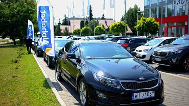 Kia Optima Hybrid dla Warszawy