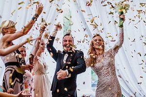 Ślub Magdy Łucyan