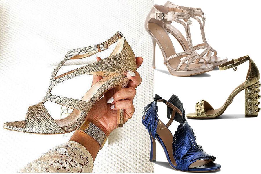 modne buty damskie na slub 2018 jakie