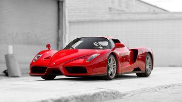 Ferrari Enzo Jana Pawła II