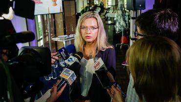 Wybory samorządowe 2018. Małgorzata Wassermann chce budować parkingi koło szkół
