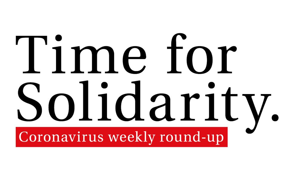 Time for Solidarity