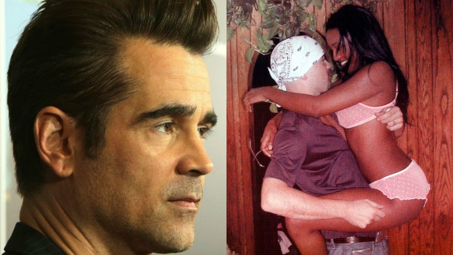 Colin Farrell o swojej PIERWSZEJ scenie sexu. Reżyser
