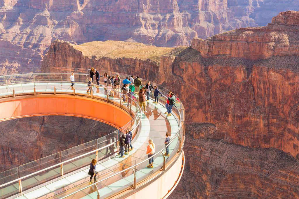 Grand Canyon Sky Walk / www.grandcanyonwest.com