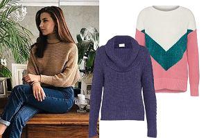 7e40fe3e39e613 Kobiece swetry i golfy w super cenach i najmodniejszych kolorach sezonu.  Ten w stylu Wieniawy już za 69 zł