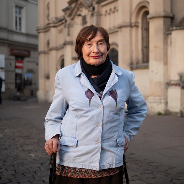 Zofia Radzikowska po Zagładzie odeszła od wiary. Do judaizmu wróciła po 40-stu latach i dziś opowiada o nim na YouTubie