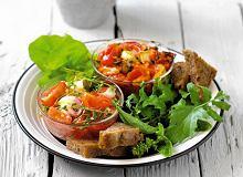 Pomidory na dwa sposoby: pieczone i marynowane - ugotuj