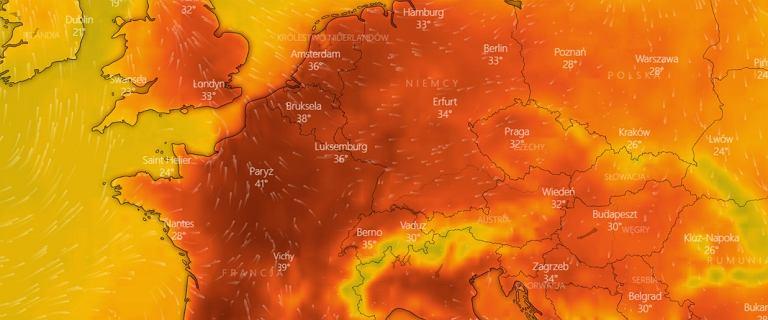 Długoterminowa prognoza pogody. Nadciąga front upalnego powietrza