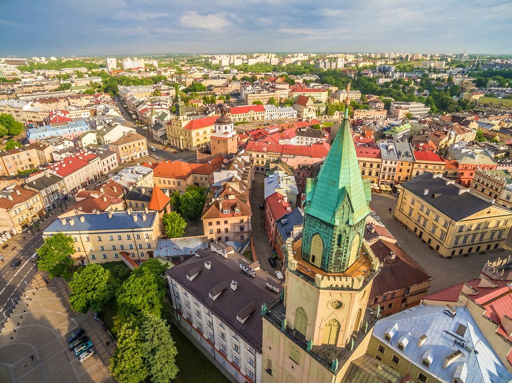 Ciekawe miejsca w Lubelskim - Lublin.