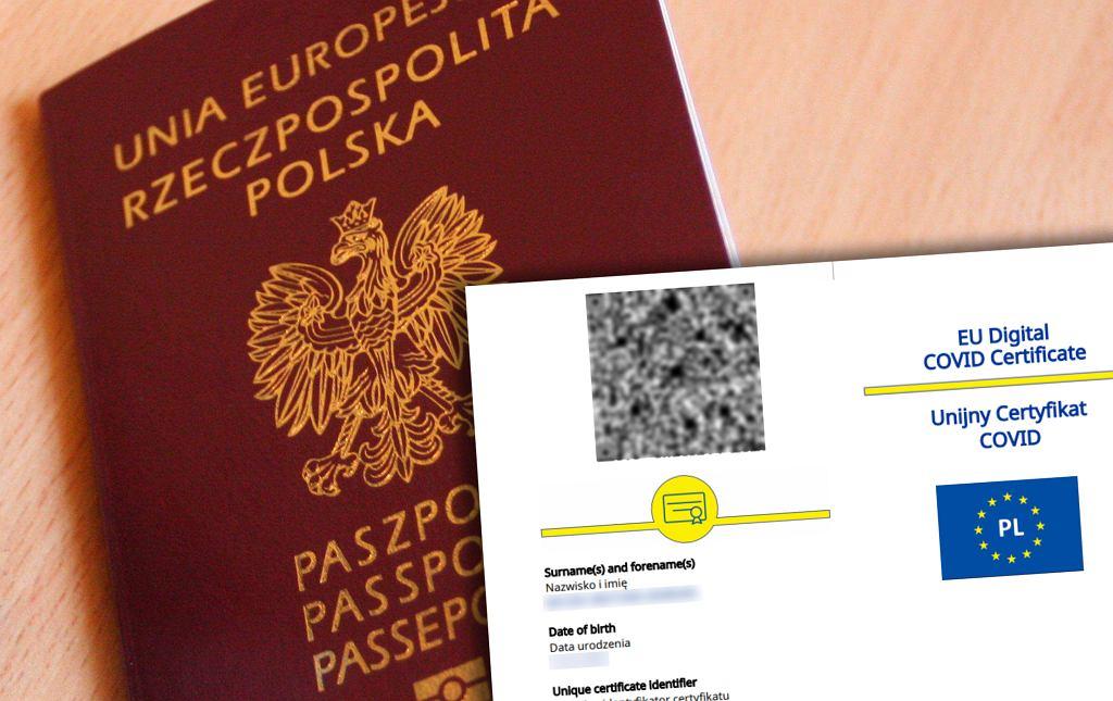 Unijny Certyfikat COVID