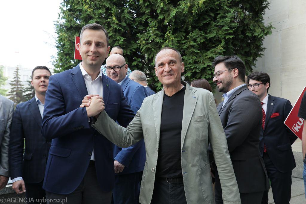 Kukiz'15 i PSL podpisały porozumienie programowe