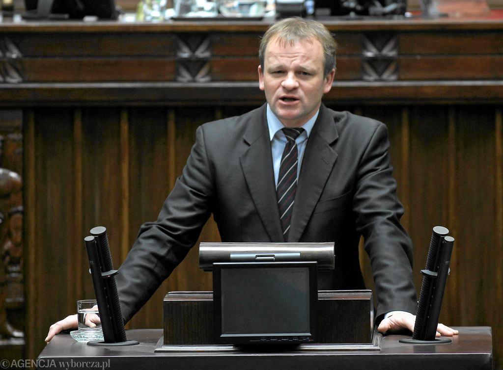 Zbigniew Dolata, poseł PiS