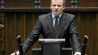 Poseł PiS Zbigniew Dolata