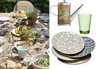 Stół w stylu śródziemnomorskim. Tak podany obiad smakuje lepiej!