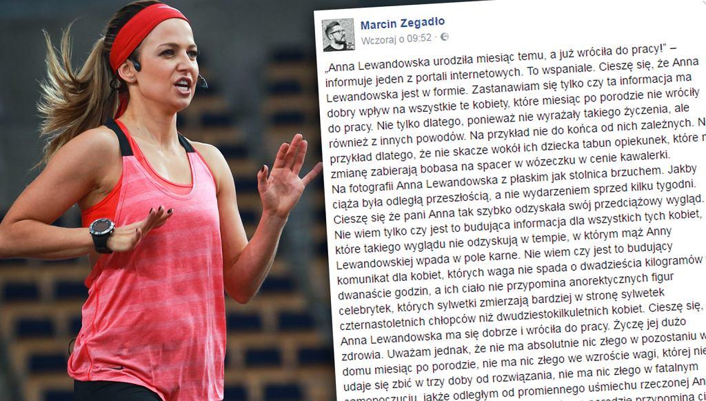 Media obiegła informacja o tym, że najsłynniejsza obecnie polska mama wróciła do pracy zaledwie miesiąc po porodzie.