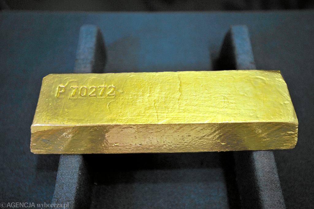 Ceny kruszców - złota, srebra, miedzi i palladu