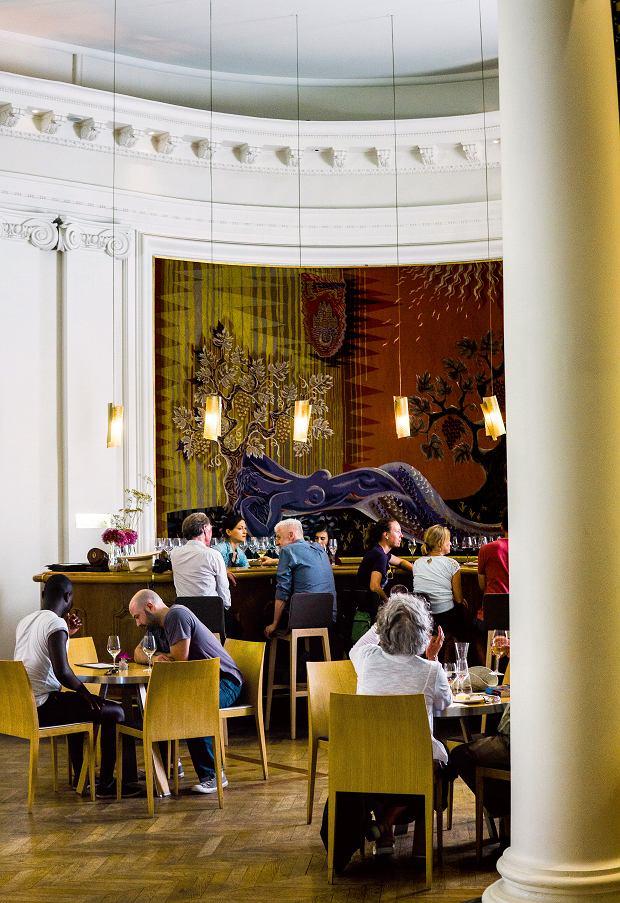 Le Bar ? Vin - najprzyjemniejsze miejsce dokosztowania wina na kieliszki