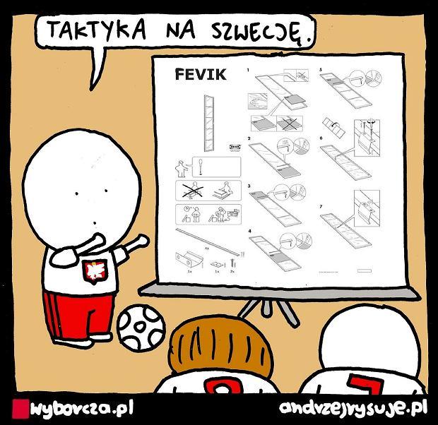 Andrzej Rysuje   TAKTYKA - Andrzej Rysuje   TAKTYKA -