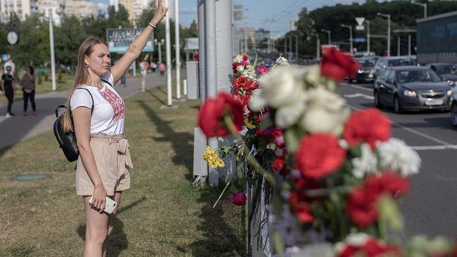 Trzeci dzień protestów po wyborach na Białorusi. Trwają brutalne zatrzymania przez milicję