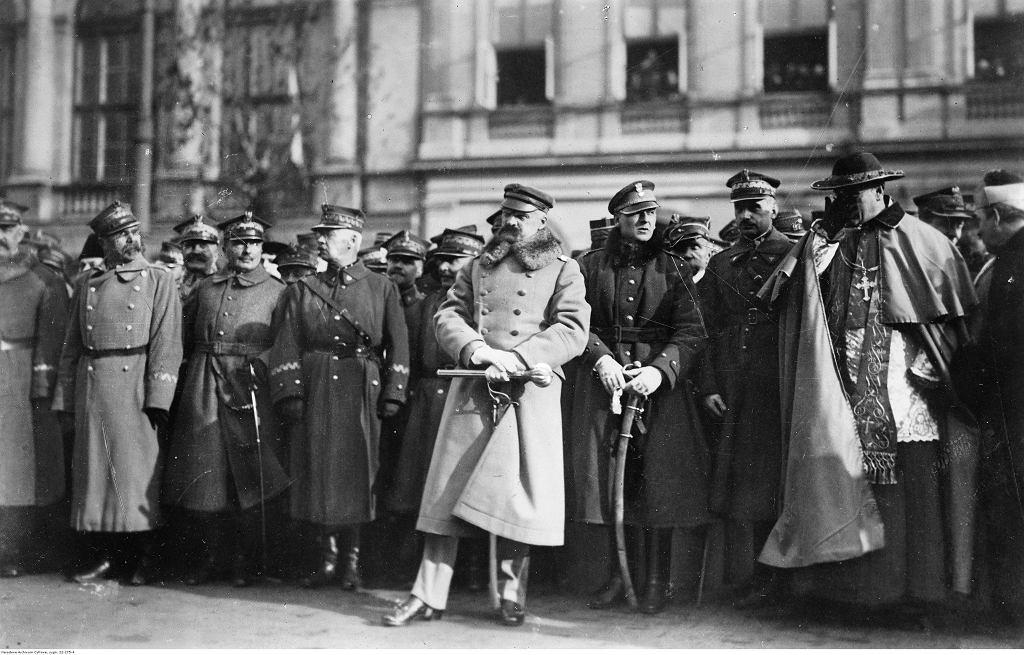 Piłsudski był wyrazistą postacią, której nie brakowało wrogów