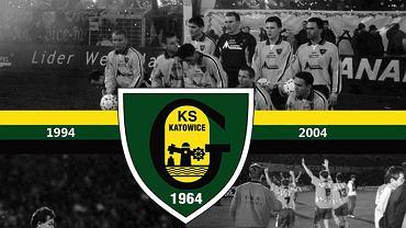 Monografia Sekcji Piłkarskiej GKS Katowice