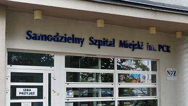Białystok. Samodzielny Szpital Miejski PCK