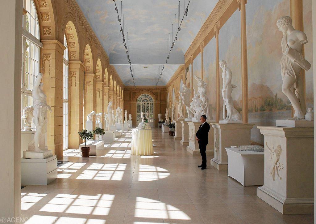 Zmiany W łazienkach Stara Oranżeria Po Remoncie I Nowy