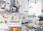 Jak urządzić pokój dziecięcy? Inspiracje dla malucha, przedszkolaka i nastolatka