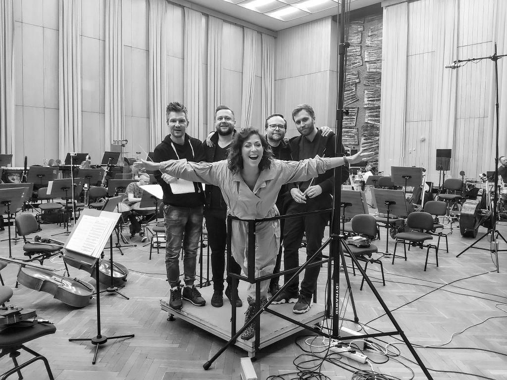 Natalia Kukulska 'Czułe struny' - behind the scenes