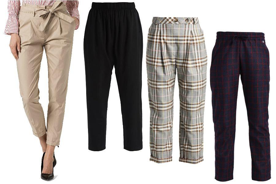 spodnie do pracy dla dojrzałych kobiet