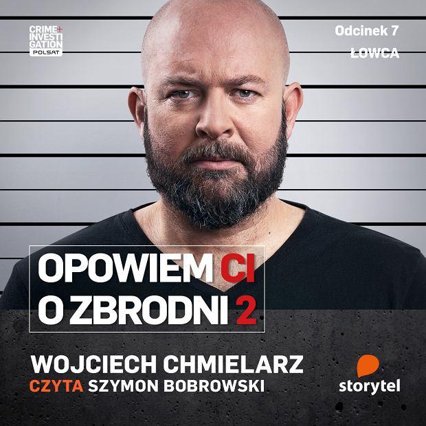 Jednym z czytających jest Szymon Bobrowski