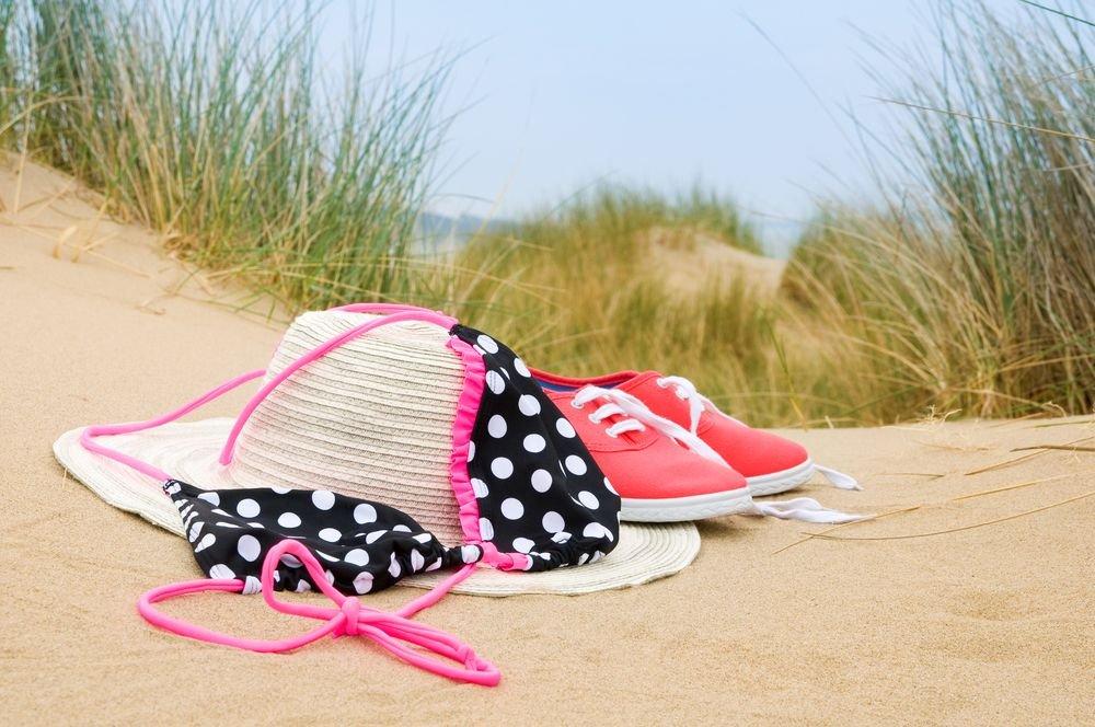 Plaża nudystów. Jak się zachować?