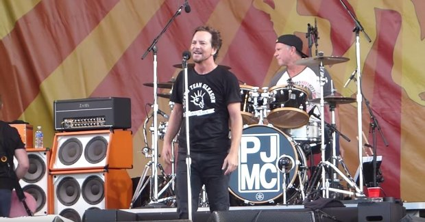 Pearl Jam, Red Hot Chili Peppers, Kings Of Leon podczas Jazz Fest 2016