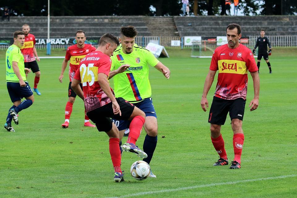 Zdjęcie numer 2 w galerii - Piąty ligowy wyjazd piłkarzy Warty Gorzów i trzeci komplet punktów