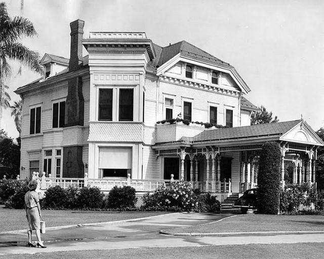 Prawdziwy dom Rodziny Addamsów