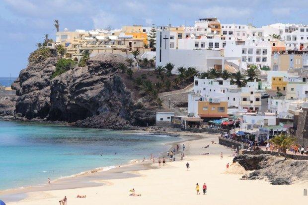 Fuerteventura, Wyspy Kanaryjskie