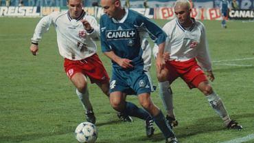Paweł Kaczorowski w akcji