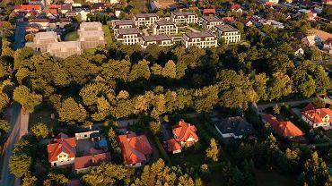 Park Dyplomatów - inwestycja firmy Projektmanagement Polska w Żernikach Wrocławskich