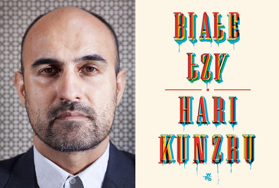 Hari Kunzru 'Białe łzy'