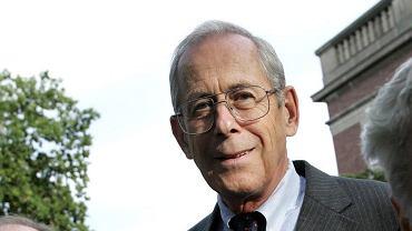 Prof. James E. Peebles - tegoroczny noblista z fizyki.