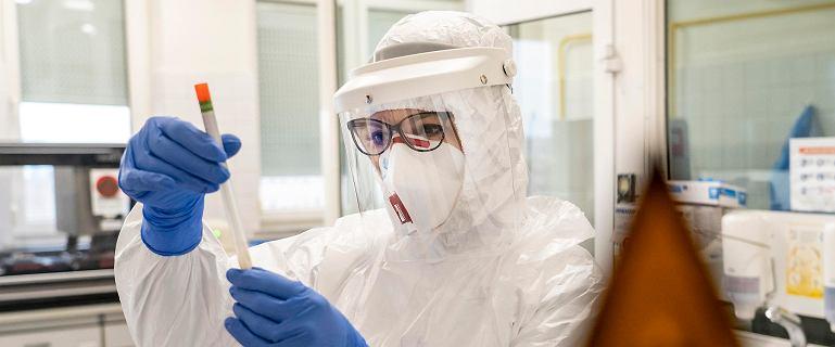 Ministerstwo Zdrowia: 16 687 zakażeń koronawirusem. Najwięcej na Śląsku