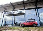 Mercedes na Gwiazdkę dla prezesa. Potężny wzrost rejestracji luksusowych aut przed zmianą przepisów