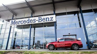 Salon Mercedesa