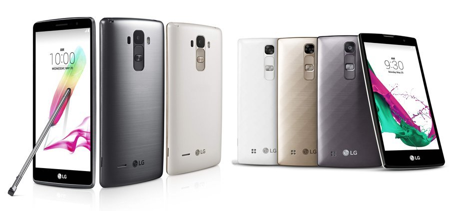 LG G4 Stylus i G4c zaprezentowane
