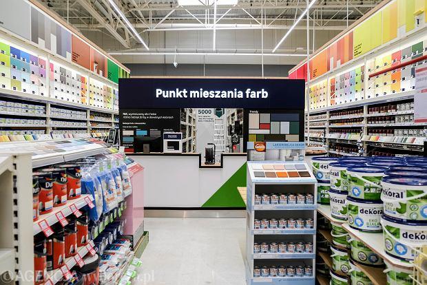 Zdjęcie numer 4 w galerii - Nowy rzeszowski hipermarket Leroy Merlin otwarty od czwartku. 13 działów, 36 tys. produktów [ZDJĘCIA]