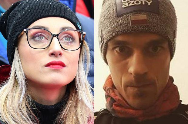 Justyna Żyła i Piotr Żyła