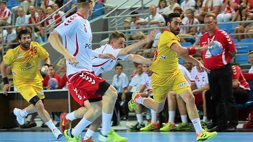 Piłka ręczna. Mecz towarzyski Polska - Hiszpania 21:24