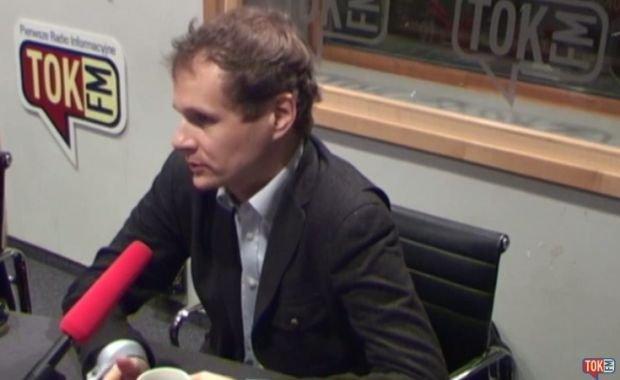 Dr Maciej Bukowski w TOK FM